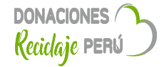 Reciclaje Donaciones Perú 2019